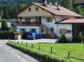 Trogerhof, apartment in Dobbiaco