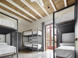 The Boc Palma Hostel - Albergue Juvenil – hotel w Palma de Mallorca