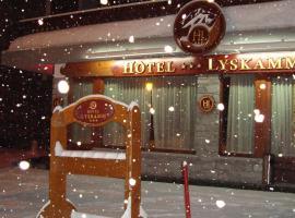 Hotel Lyskamm, Hotel in der Nähe von: Matterhorn, Breuil-Cervinia