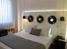 Evenia Rocafort, hotel near Montjuïc, Barcelona
