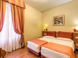 Flower Garden Hotel, hotel in Central Station, Rome