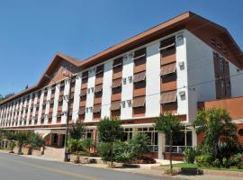 Hotel Majestic, hotel em Águas de Lindoia