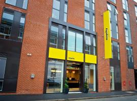 Staycity Aparthotels Birmingham Central Newhall Square, hotel in Birmingham
