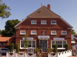 Hotel Schatthaus, Hotel in Greetsiel