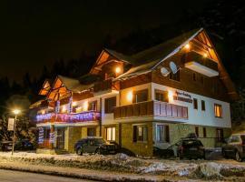 Apartmány Tri Studničky – hotel w Demianowskiej Dolinie