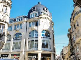 City Loft Apparthotel, apartment in Dijon