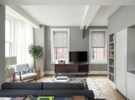 ROOST Rittenhouse, serviced apartment in Philadelphia