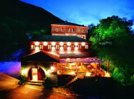 Hotel Driofillo, hotel in Elati