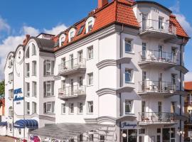 Hotel Marina, hotel near St Peter Apostle Church, Międzyzdroje