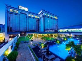 Grand Hotel Preanger, hotel near Landmark Convention Hall, Bandung