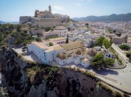 Hotel Mirador de Dalt Vila, hotel en Ibiza