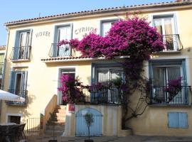 Hotel Cyrnos, hotel in Cargèse