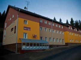 Hotel Star 4,5, hotel near Fichtelberg Schwebebahn, Loučná pod Klínovcem