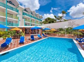 Blue Horizon Hotel, отель в Бриджтауне