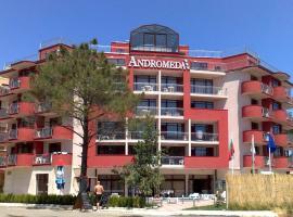 Hotel Andromeda, отель в городе Солнечный Берег, рядом находится Пляж Чайка