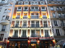 Hotel Celtic, hotel near Rodin Museum, Paris