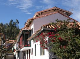 Samay Boutique Hotel, hotel in Duitama