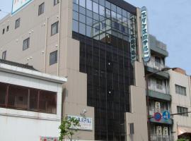 プリンスホテル下関、下関市のホテル