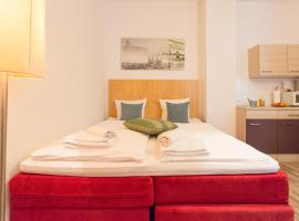Queens Apartments, hotel em Viena
