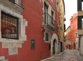 Hotel Museu Llegendes de Girona, отель в городе Жирона