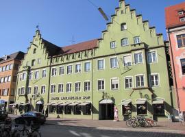 Bayerischer Hof, hotel near Munich Airport - MUC, Freising
