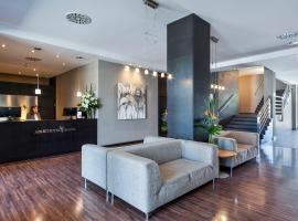 Aparthotel Attica 21 Vallés, hotel cerca de Campo de Golf Port del Compte, Sabadell
