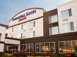 SpringHill Suites by Marriott Boise ParkCenter, hotel in Boise