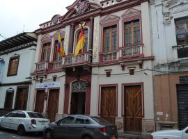 Hotel Pegasus, hotel in Cuenca
