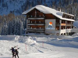 Hotel Berghof, hotel in Sonnenalpe Nassfeld