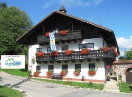 Gästehaus Haibach, Hotel in Schönberg