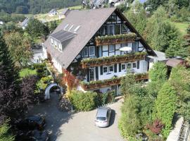 Landhotel Grimmeblick, hotel in Winterberg