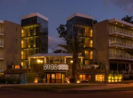 2122 Hotel Art Design, boutique hotel in Punta del Este