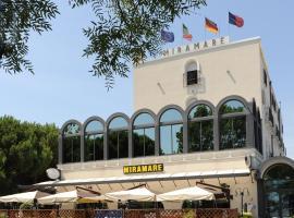 Miramare Hotel Ristorante Convegni, hôtel à Cesenatico