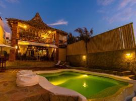 Makani Vichayito, hotel in Vichayito