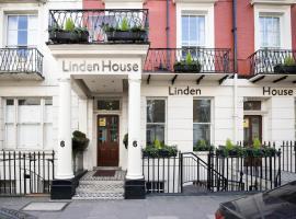 Linden House Hotel, hotel en Hyde Park, Londres