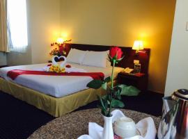 Hatyai Golden Crown Hotel, hotel in Hat Yai