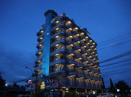 King Fy Hotel, hotel in Battambang