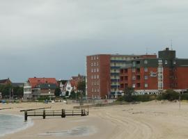 Strandhotel, Hotel in der Nähe von: Sportboothafen, Wyk auf Föhr