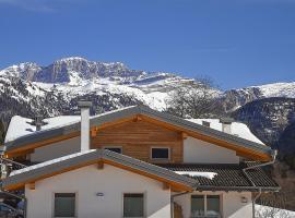Dolomiti di Brenta House, golf hotel in Madonna di Campiglio