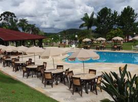 Hotel Nascentes da Serra, hotel em Poços de Caldas