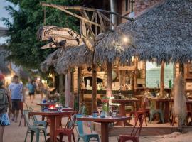 Pescador - Pousada de Charme, hotel in Jericoacoara