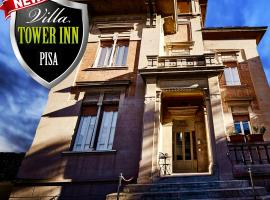 Villa Tower Inn, hotel near San Rossore Train Station, Pisa