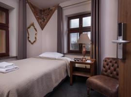 Hotel Retro B.A. Zientarski – hotel w Zielonej Górze