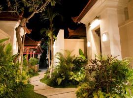 Villa Puspa, отель в городе Танах-Лот