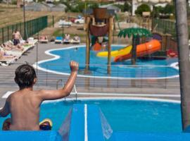Hotel Europa Splash & Spa, hotel en Malgrat de Mar