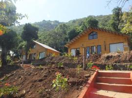 I-Camp Resort, campsite in Mahabaleshwar