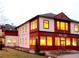 Jūras Brīze, hotell sihtkohas Ventspils