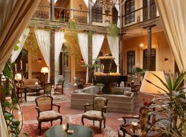 Mansion Alcazar, hotel in Cuenca