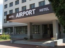 Hotel Airport, hotel in Kharkiv