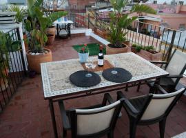 Ático Alameda, hotel near Isla Mágica, Seville
